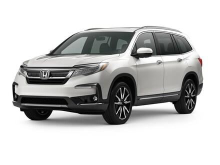 2021 Honda Pilot Touring 8 Passenger AWD SUV