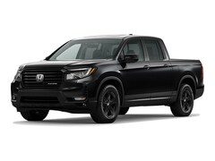 New 2021 Honda Ridgeline Black Edition Truck Crew Cab for Sale near Fairfield, CT, at Honda of Westport