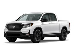 New 2021 Honda Ridgeline Black Edition Truck Crew Cab For Sale in Medford, OR