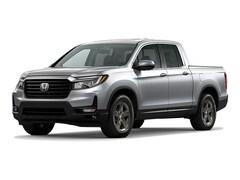 New 2021 Honda Ridgeline RTL-E Truck Crew Cab for Sale near Fairfield, CT, at Honda of Westport