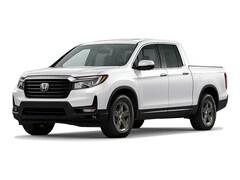 2021 Honda Ridgeline RTL-E Truck