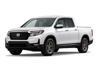 New 2021 Honda Ridgeline RTL-E Truck Crew Cab For Sale in Toledo, OH