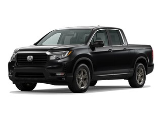 New 2021 Honda Ridgeline RTL Truck Crew Cab serving San Francisco