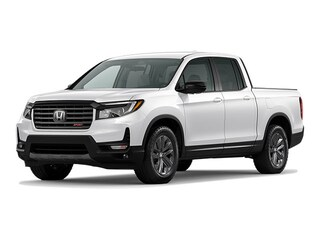New 2021 Honda Ridgeline Sport Truck Crew Cab for sale near you in Westborough, MA