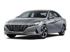 2021 Hyundai Elantra Limited Car