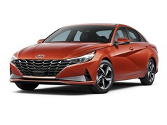 New 2021 Hyundai Elantra Limited Sedan MC2804 for Sale in Conroe, TX, at Wiesner Hyundai