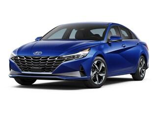 New 2021 Hyundai Elantra Limited w/SULEV Car Bennington VT