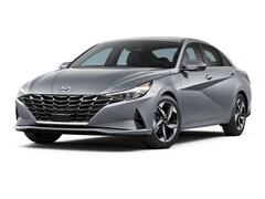 New 2021 Hyundai Elantra Limited Sedan in Saint Peters MO