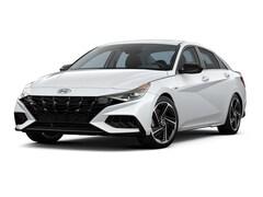 2021 Hyundai Elantra N Line Manual Car