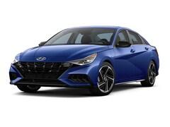 2021 Hyundai Elantra N Line 4dr Car