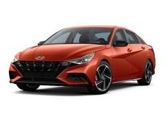 New 2021 Hyundai Elantra N Line Sedan KMHLR4AF5MU163749 in Ontario CA
