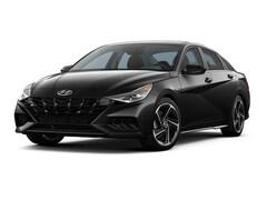 2021 Hyundai Elantra N Line Sedan KMHLR4AF0MU203087 HMU203087