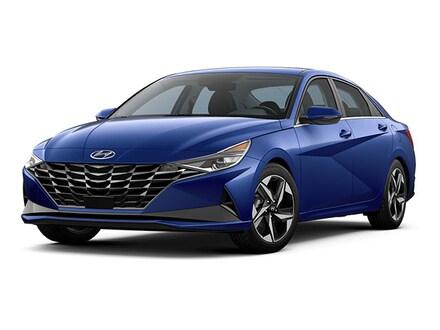 2021 Hyundai Elantra SEL w/ Convenience + Premium Package Sedan