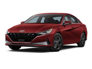 2021 Hyundai Elantra SEL Sedan KMHLS4AG6MU064306