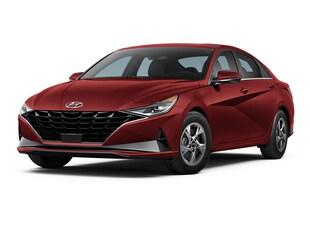 2021 Hyundai Elantra SE Sedan KMHLL4AG2MU107746