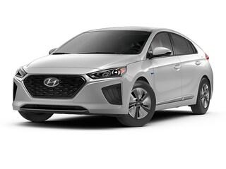 2021 Hyundai Ioniq Hybrid Blue Hatchback