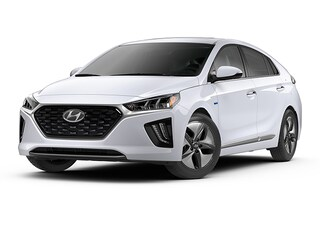 New 2021 Hyundai Ioniq Hybrid Limited Hatchback for sale near you in Albuquerque, NM