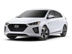 2021 Hyundai Ioniq Hybrid SEL Hatchback Car