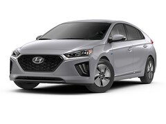 2021 Hyundai Ioniq Hybrid SE Hatchback Car