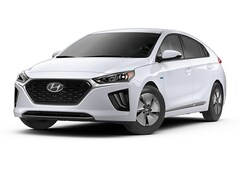 2021 Hyundai Ioniq Hybrid SE Hatchback