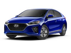 New 2021 Hyundai Ioniq Hybrid SE Hatchback KMHC75LC0MU257570 for Sale in St Paul, MN at Buerkle Hyundai