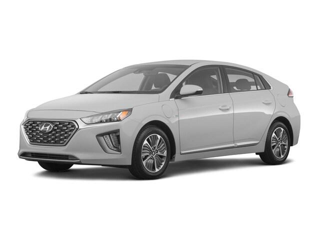 2021 Hyundai Ioniq Plug-In Hybrid Hatchback