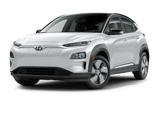 New 2021 Hyundai Kona EV SEL SUV in Fresno, CA