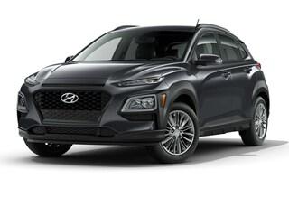 New 2021 Hyundai Kona SEL SUV KM8K22AA0MU667750 for Sale at D'Arcy Hyundai in Joliet, IL