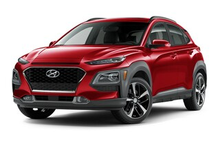 New 2021 Hyundai Kona Ultimate SUV for Sale in Conroe, TX, at Wiesner Hyundai