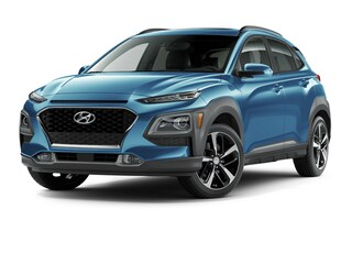 New 2021 Hyundai Kona Ultimate SUV for sale in Greenville NC