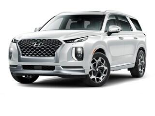 New 2021 Hyundai Palisade Calligraphy SUV for Sale in Conroe, TX, at Wiesner Hyundai