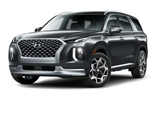 New 2021 Hyundai Palisade Calligraphy SUV KM8R7DHE9MU246386 for Sale at D'Arcy Hyundai in Joliet, IL