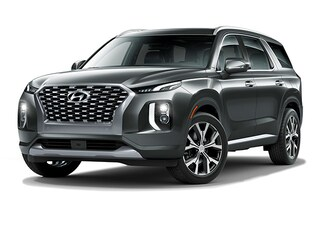 New 2021 Hyundai Palisade Limited SUV KM8R5DHE3MU218055 for Sale at D'Arcy Hyundai in Joliet, IL