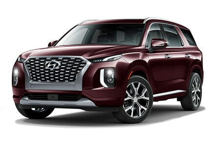 Featured New 2021 Hyundai Palisade Limited SUV KM8R5DHE3MU298683 for sale near you in Peoria, AZ