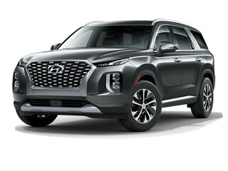 New 2021 Hyundai Palisade SEL SUV KM8R4DHEXMU190564 for Sale at D'Arcy Hyundai in Joliet, IL