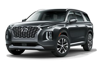 New 2021 Hyundai Palisade SEL SUV for sale in Greenville NC