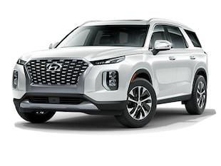 2021 Hyundai Palisade SEL SUV KM8R34HE6MU253534