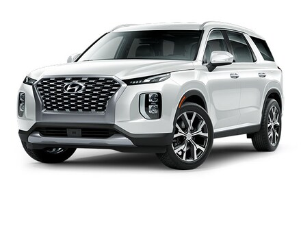 2021 Hyundai Palisade SEL w/ Premium Package & 8P Bench Seat SUV