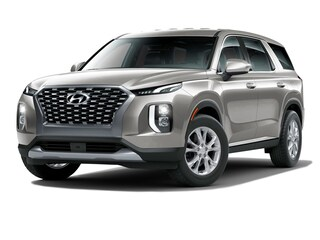 New 2021 Hyundai Palisade SE SUV KM8R14HE6MU236822 for Sale at D'Arcy Hyundai in Joliet, IL
