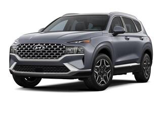 2021 Hyundai Santa Fe Hybrid Limited SUV