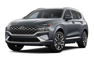2021 Hyundai Santa Fe Calligraphy SUV
