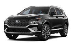 2021 Hyundai Santa Fe Calligraphy AWD Calligraphy  Crossover w/19 Inch Wheels