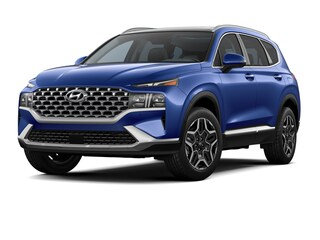 New 2021 Hyundai Santa Fe Limited SUV 5NMS4DAL2MH328930 for Sale at D'Arcy Hyundai in Joliet, IL