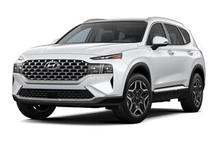 New 2021 Hyundai Santa Fe Limited SUV in Montgomery