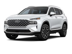 2021 Hyundai Santa Fe Limited SUV for Sale Near Atlanta