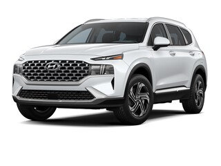 New 2021 Hyundai Santa Fe SEL SUV in Torrington CT