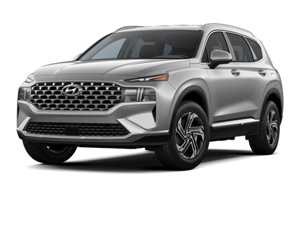 Featured Used 2021 Hyundai Santa Fe SEL SUV 5NMS34AJ0MH340754 for sale near you in Peoria, AZ