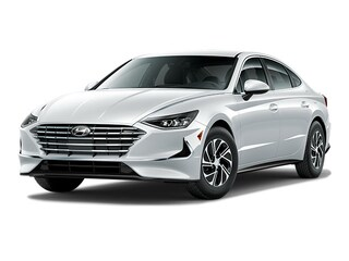 New 2021 Hyundai Sonata Hybrid Blue Sedan in Temecula near Hemet
