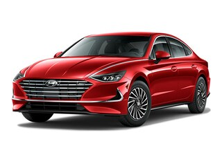 New 2021 Hyundai Sonata Hybrid SEL Car Bennington VT