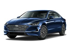 New 2021 Hyundai Sonata Hybrid SEL Sedan St Paul